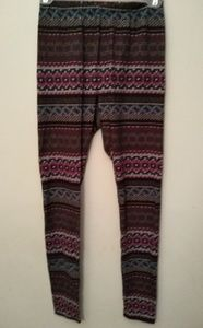 Pink Republic leggings - small